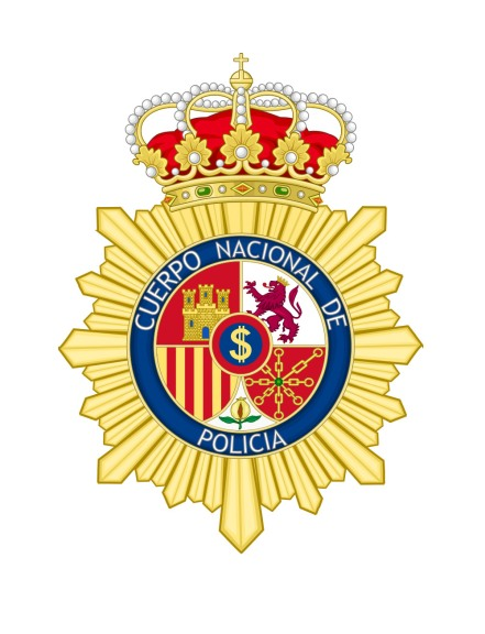 Resultado de imagen de policia nacional españa logo